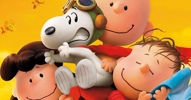 Snoopy & Charlie Brown – Peanuts, o filme e Os 10 Mandamentos