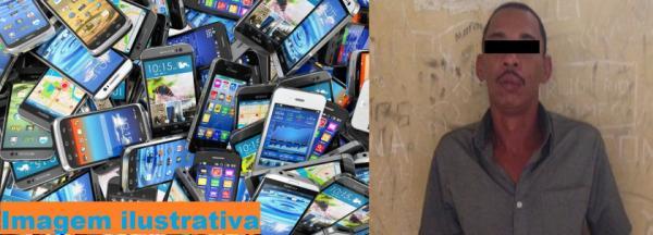Polícia Civil prende integrante de quadrilha que planejou furtos de celular em show no show de Wesley Safadão.