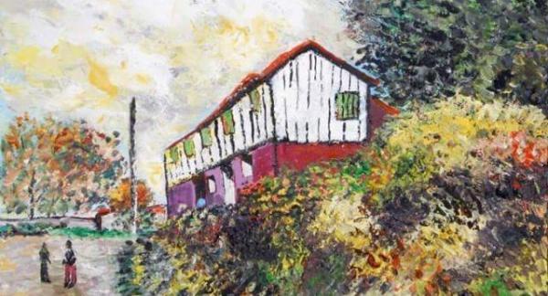 Centro Cultural abre Mostra com obras de Du Grassi