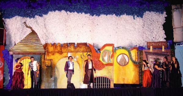 Espetáculo Amor, Mar e Fúria vai envolver a Concha Acústica
