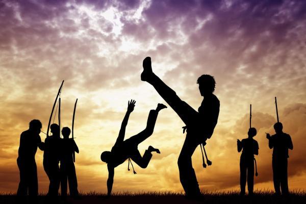 Esportes oferece aulas de capoeira