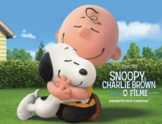 Snoopy e Charlie Brown - Peanuts, O Filme e Os Dez Mandamentos - O Filme