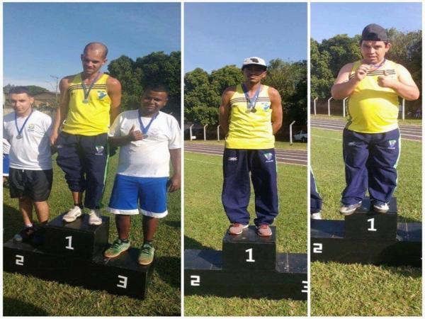 Avaré se destaca na terceira etapa do Circuito Especial de Atletismo