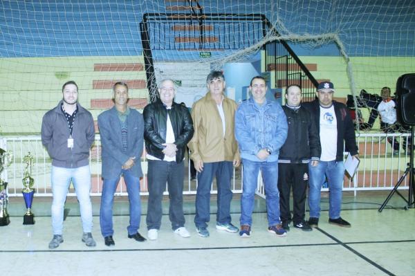 Começou a Copa Futsal do Comércio e Serviços de Avaré