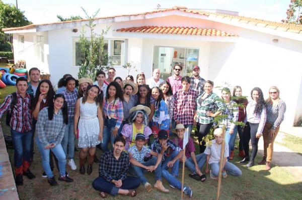 Câmara de Cerqueira César participa de Arraia Ecológico