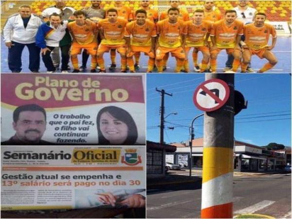 População critica prefeitura por uso de cores