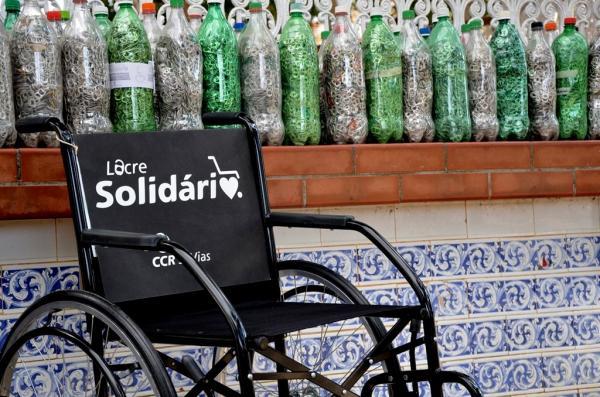 SPVias e Artesp entregam mais uma cadeira de rodas em Avaré