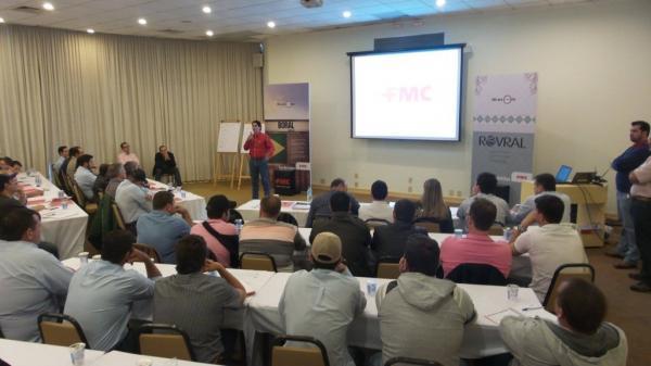 FMC realiza evento técnico em Avaré