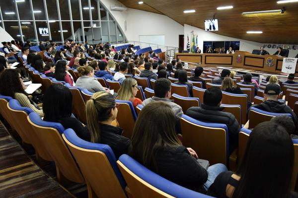Faculdade Eduvale promove a Semana Jurídica 2017