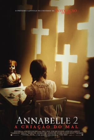 Annabelle 2 e Emoji o filme no Cine Uniplex Avaré