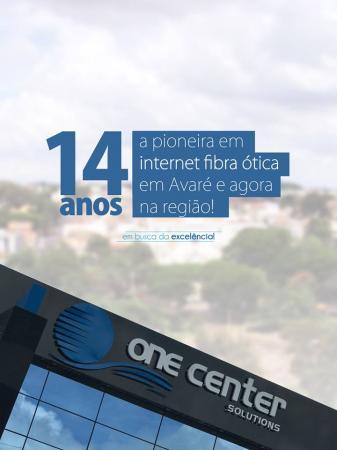 Grupo One Center comemora 14 anos e anuncia novidades