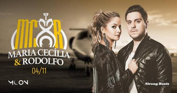 Maria Cecília e Rodolfo fazem show em Avaré em novembro.