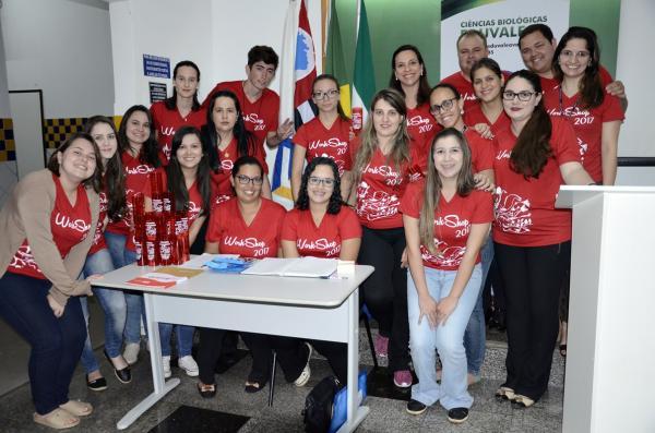 Faculdade Eduvale promoveu VI Workshop de Biotecnologia