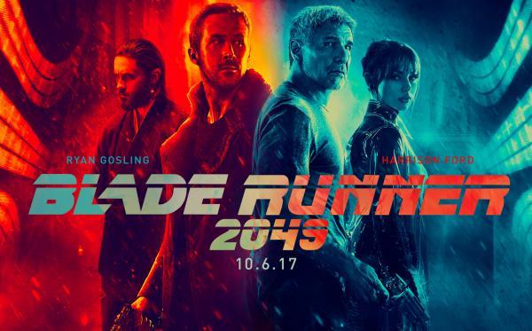 Blade Runner 2049 em cartaz no Uniplex Avaré