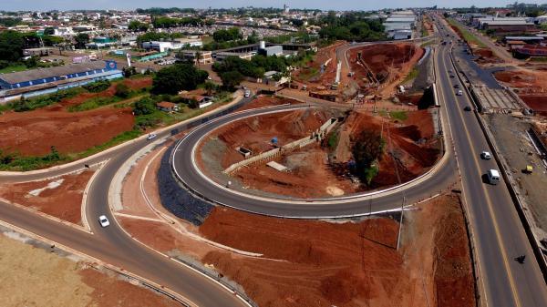 Duplicação SP 255 – Desvios e Pare e Siga na Rodovia João Mellão km 254 ao km 261
