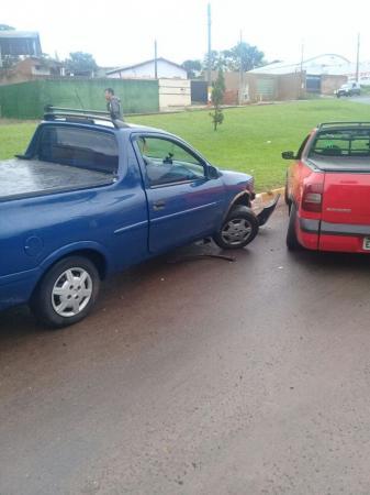 Buracos causam acidentes em Avaré