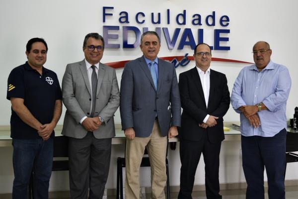 Faculdade Eduvale traz Dr. Luiz Flávio Gomes à Avaré