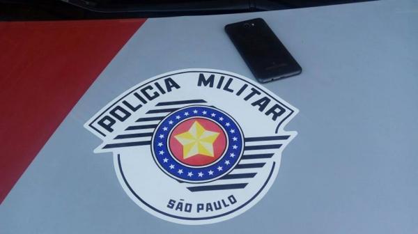 PM Evita furto de veículo e recupera celular na FACITA