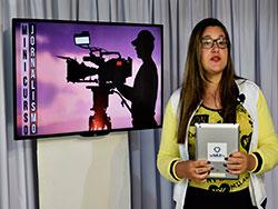 Faculdade Eduvale promoverá minicurso gratuito sobre repórter de TV