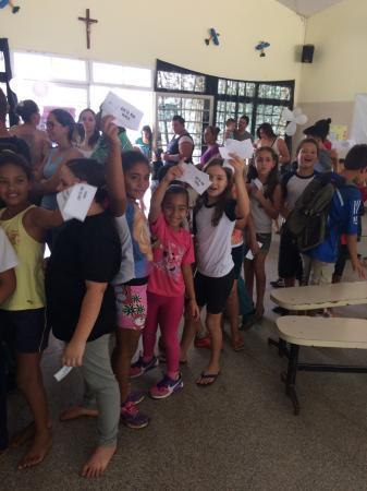 Escolas Rurais da Rede Municipal finalizam o projeto Sebrae