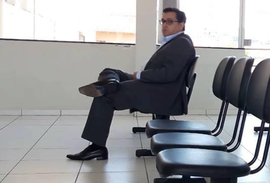 Preso pelo Gaeco, ex-consultor jurídico da Prefeitura é transferido para a Cadeia de Rio Claro