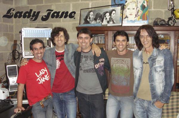 Banda Lady Lane se apresentará dia 21 no Largo São João