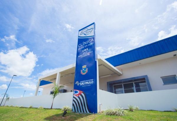 Primeira clínica do 'Saúde em Ação' entregue em Avaré