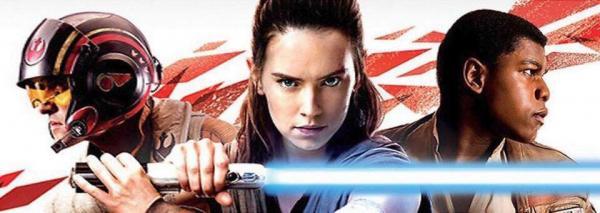 Extraordinário e Star Wars - Os Últimos Jedi no Uniplex Avaré