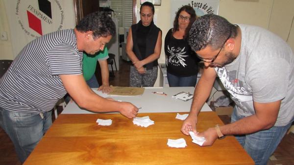 Chapa 1 vence e continua no comando do Sindicato dos Servidores Municipais