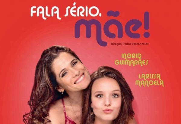 Em Cartaz no Cine Uniplex: Fala Sério, Mãe! e Viva - A Vida É Uma Festa