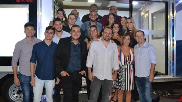 Do Vale TV inaugura estúdio móvel em evento que celebrou os dois anos da emissora em Avaré