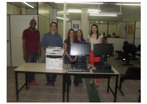 PAT de Avaré recebe equipamentos da Secretaria Estadual do Emprego
