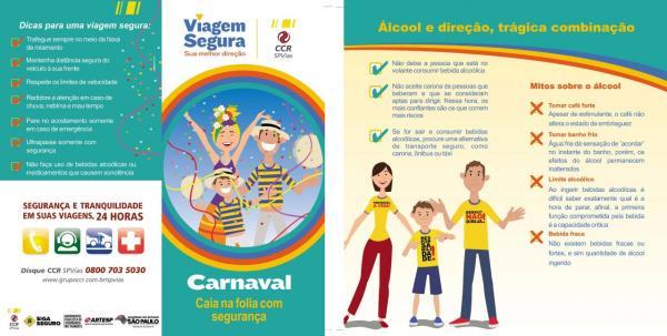 CCR SPVias espera 51 mil veículos na Rodovia João Mellão