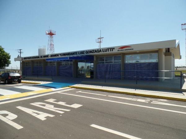 Já está na câmara projeto para a municipalização do aeroporto Avaré/Arandu