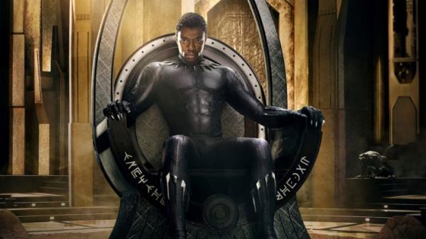 Pantera Negra em cartaz no Cine Uniplex Avaré
