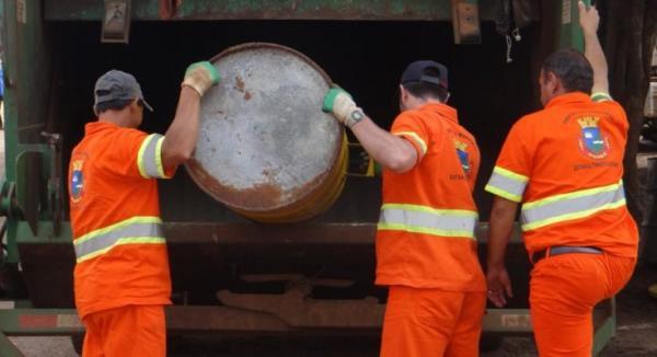 Sindicato fará manifestação contra a terceirização da coleta de lixo