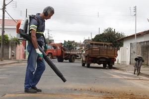 Prefeitura de Avaré retoma operação Tapa Buracos