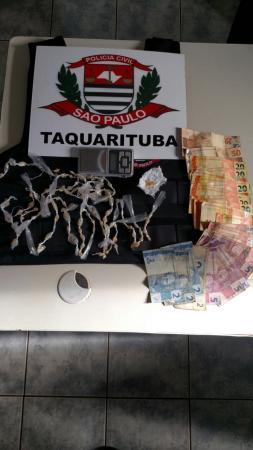 Polícia Civil prende mãe, filha e genro por tráfico de drogas