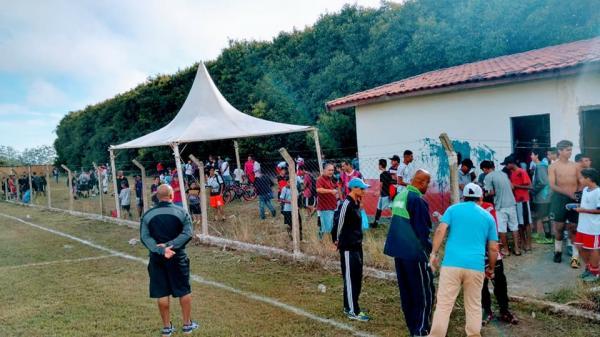 SEME promove a primeira avaliação técnica de futebol