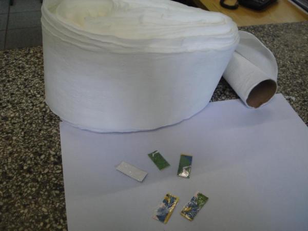 LSD é achado em papel higiênico enviado para preso em penitenciária de Avaré