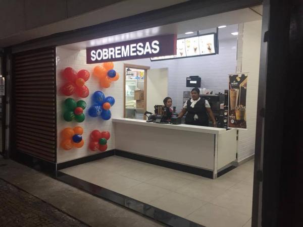 MC Donald's abre mais um ponto de vendas de sorvetes em Avaré (SP).