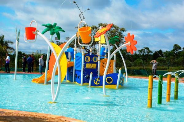 Parque Aquático abre as portas gratuitamente aos comerciários de Avaré