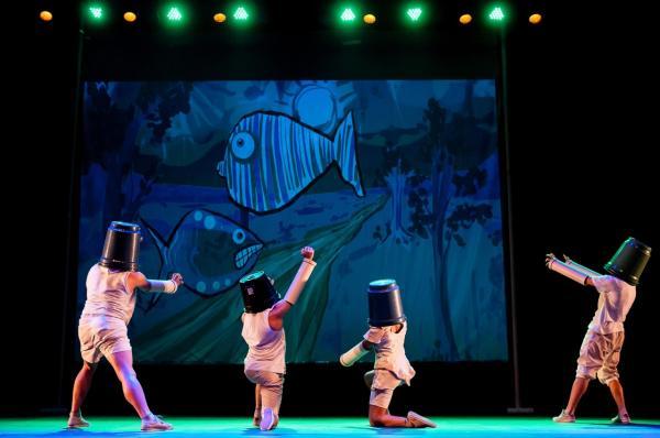 Espetáculo SPLASH visita mais 3 cidades da região