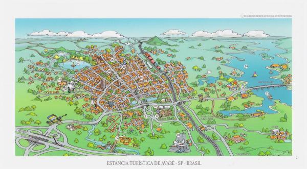 Cidades sustentáveis – Avaré nossa bela cidade, mas desprovida de arborização urbana.