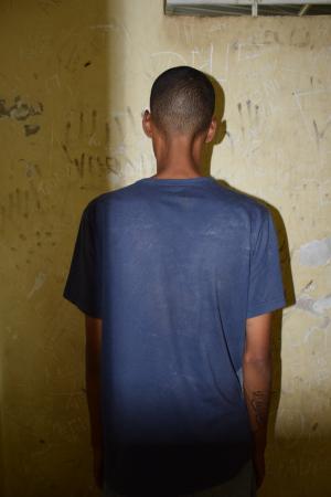 Ladrão que ficou cego de um olho após furto é preso por assaltar pedestre
