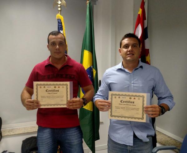 Policiais de Avaré participam de curso contra fraudes Brasil & EUA