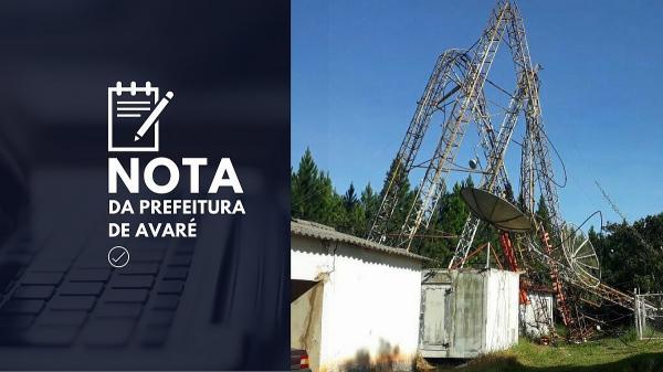 Desapropriação da área para torres de TV não está planos da Prefeitura