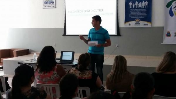 SMDPD promove curso de capacitação para atendimento a pessoas com deficiência