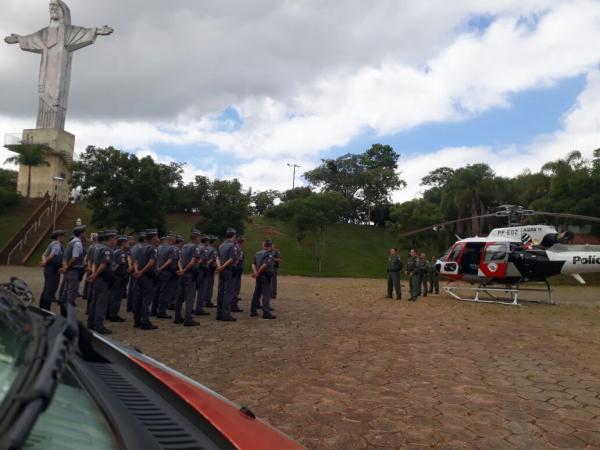 PM realizou Operação Integrada em Avaré