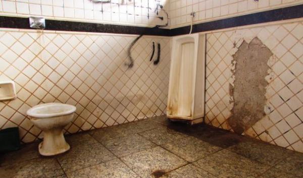 """""""Alojamento dos garis está sem condições de uso"""", denuncia Sindicato"""